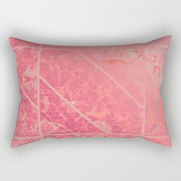 Pink Marble Texture G281 Rectangular Pillow