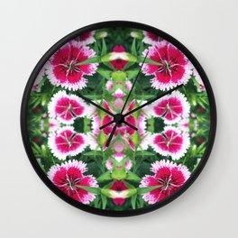 San Antonio Fiesta Wall Clock