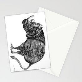 FANTASY ZOO Stationery Cards