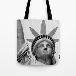 Liberty of Weed Tote Bag