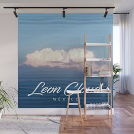Leon Cloud Wall Mural
