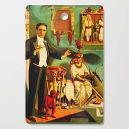 Thurston The Great Magician - Egypt Cutting Board