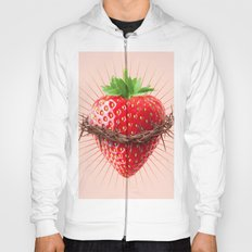 SACRED STRAWBERRY Hoody