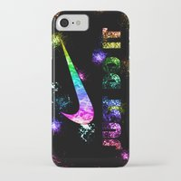 nike iPhone & iPod Cases featuring NIKE by Bilqis