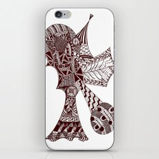 Vertical iPhone & iPod Skin