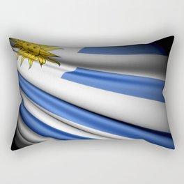 Flag of Uruguay Rectangular Pillow