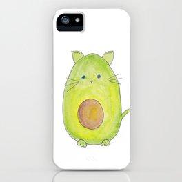 Avocat iPhone Case