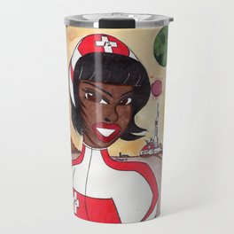 Angel 009 Travel Mug