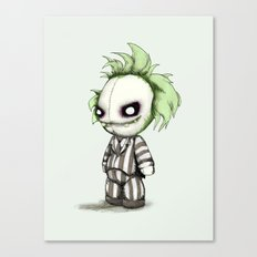 BEETLEPLUSH Canvas Print