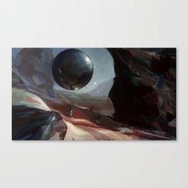 Holy Sphere! Canvas Print