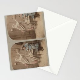 Seeing Ghosts Stationery Cards