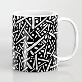Sticks and Stones Coffee Mug