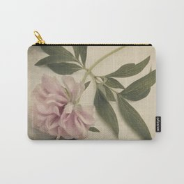 Scents of Spring - Pink Peony ii Carry-All Pouch