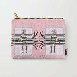 free your mind! Carry-All Pouch