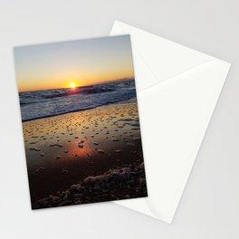 Off-Season Sunrise Stationery Cards
