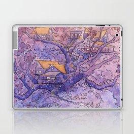 Enchanted Treehouse Laptop & iPad Skin