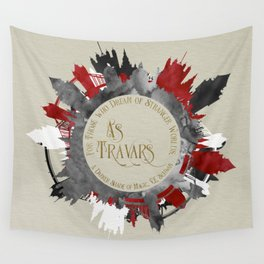 As Travars. For those who dream of stranger worlds. A Darker Shade of Magic. Wall Tapestry