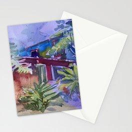 Maui, Wailuku, Banana Bungalow Stationery Cards