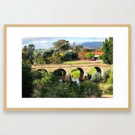 Richmond Framed Art Print