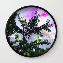 The Sentinels Wall Clock