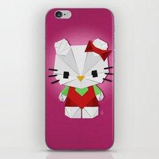 Catgami iPhone & iPod Skin