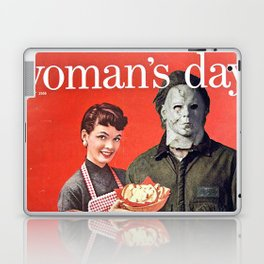 Michael Myers as Good Father Laptop & iPad Skin