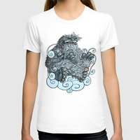 yeti T-shirts featuring Yeti by David Comito