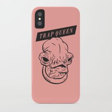 Trap Queen Slim Case iPhone X