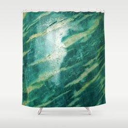 Lucky Stone Shower Curtain