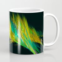 shining Mugs featuring Shining by Art-Motiva