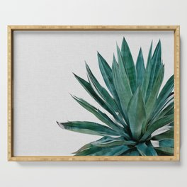 Agave Cactus Serving Tray