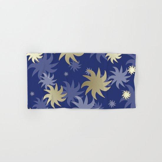 CHRISTMAS STARS 02 Hand & Bath Towel