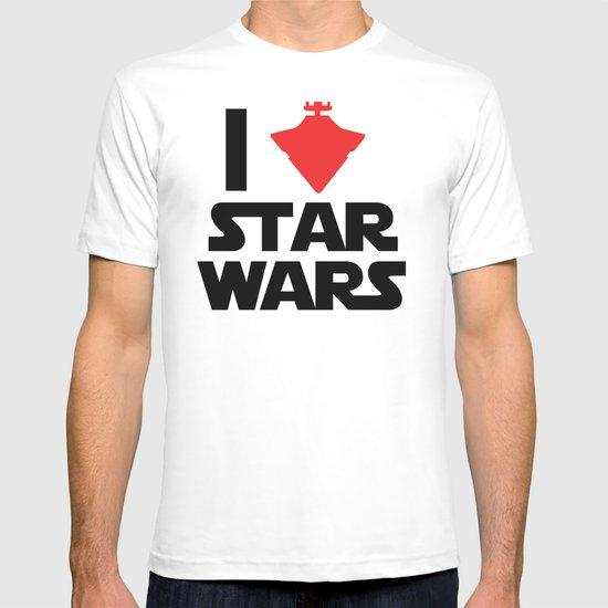 I Heart Star Wars T-shirt