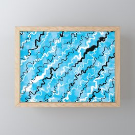 Echo Rivers Framed Mini Art Print