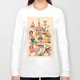 Structura 4 Long Sleeve T-shirt