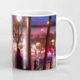 The Drive at Night Coffee Mug