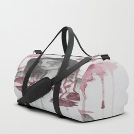 The Sharpest Rose Duffle Bag