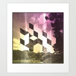Elevated Art Print