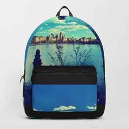 Central Park Symmetry Backpack