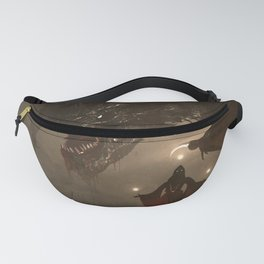 One Who Knows No Mercy Fanny Pack
