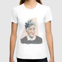 david lynch T-shirts featuring Lynch by Jennild
