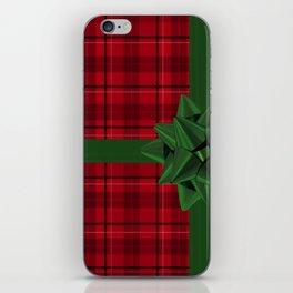 Christmas Gift iPhone Skin