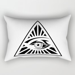 Eye 5 Rectangular Pillow