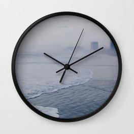 Atlantic Shore  Wall Clock