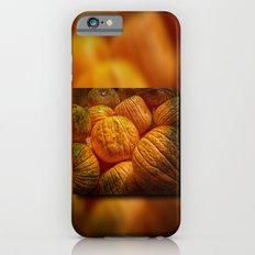 Halloween Pumpkins Slim Case iPhone 6s