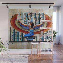 Goddess Isis Wall Mural