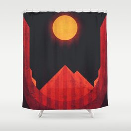 Mercury - Apollodorus Shower Curtain