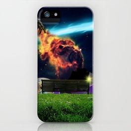 Nebula 5 iPhone Case