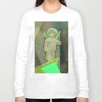 cyclops Long Sleeve T-shirts featuring Cyclops by Naomi Vona