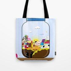 SF Sweet Jar Tote Bag
